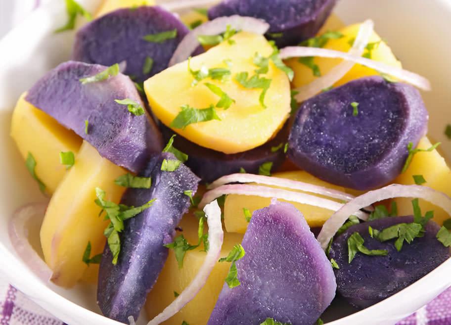Salade de pommes de terre revisitée au Melfor l'Original